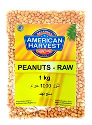 American Harvest Raw Peanuts, 1 Kg