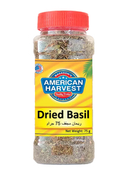 American Harvest Dried Basil Jar, 75g
