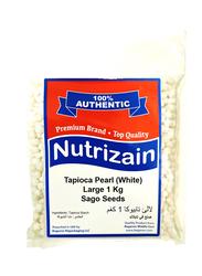 Nutrizain Tapioca Pearl Sago Large Seed, 1 Kg