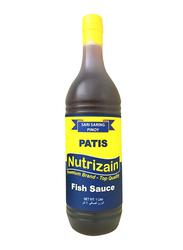 Nutrizain Fish Sauce, 1 Liter