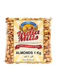 India Mills Almonds, 1 Kg