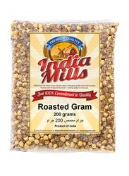 India Mills Roasted Gram, 200g