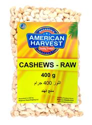 American Harvest Raw Cashews, 400g