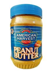 American Harvest Crunchy Peanut Butter, 510g