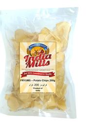 India Mills Fryums Potato Chips, 200g