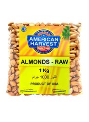 American Harvest Raw Almonds, 1 Kg