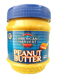 American Harvest Crunchy Peanut Butter, 340g