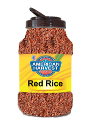 American Harvest Aromatic Whole Grain Red Rice Jar, 2 Kg