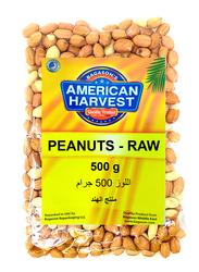 American Harvest Raw Peanuts, 500g