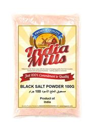India Mills Black Salt Powder, 100g