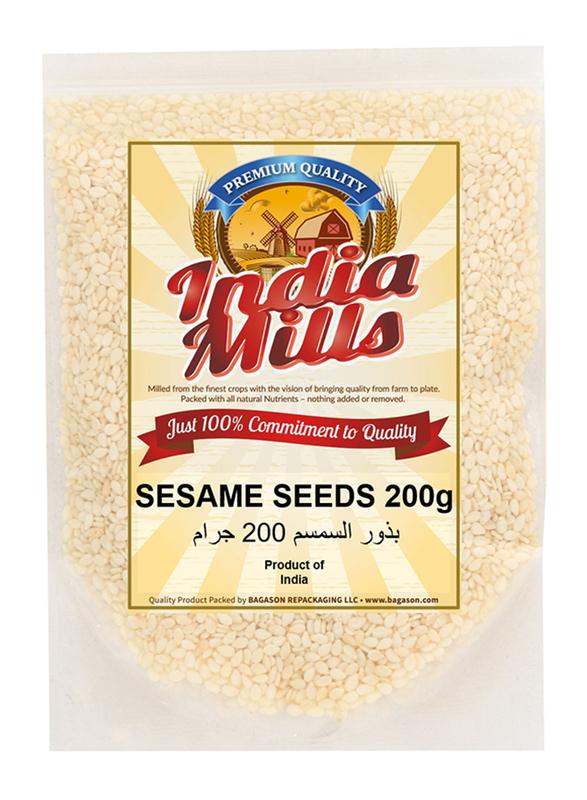 India Mills Sesame Seeds, 200g