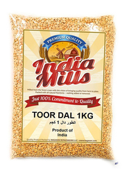 India Mills Toor Dal, 1 Kg