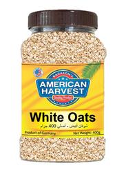 American Harvest White Rolled Oats Original Jar, 400g