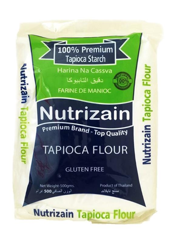Nutrizain Harina Na Cassva Tapioca Flour 500gm