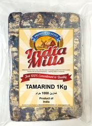 India Mills Tamarind, 1 Kg