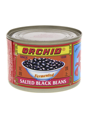 Orchid Salted Black Beans, 180gm