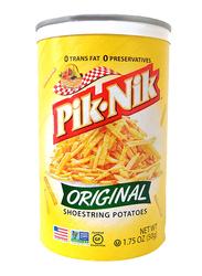 Pik-Nik Shoestring Potatoes Crisps, 50gm