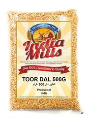 India Mills Toor Dal, 500g