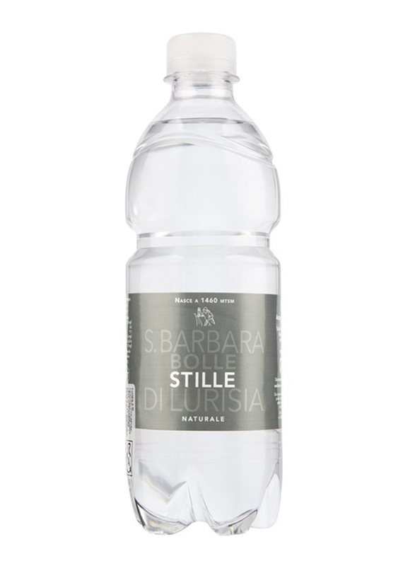 Lurisia Natural Spring Fine Water, 12 Pet Bottles x 500ml