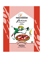 Paolo Mariani Classic Pizza Type '00' Wheat Flour Bag, 25 Kg