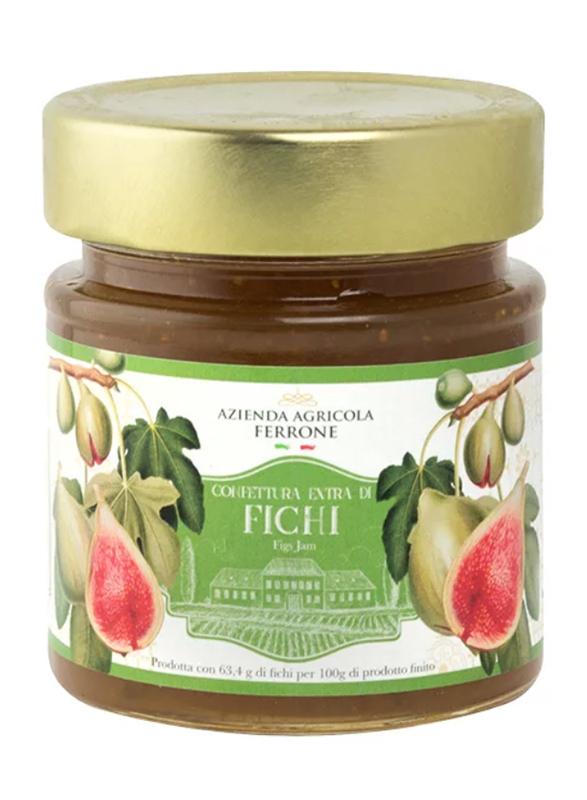 Tenuta Ferrone Extra Figs Italian Gourmet Jam, 200g