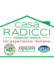 Casa Radicci By F.Lli Radicci Spa Italian Pugliese Frozen Burrata Cheese, 120g