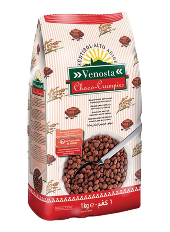Venosta Choco-Crumpies Cereal, 1 Kg