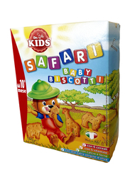 Dr. Kids Safari Animal Shaped Baby Biscuits, from 10 Months, 180g