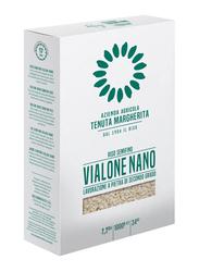 Tenuta Margherita Vialone Nano Gourmet Quality Milled Stone Processed Italian Rice, 1 Kg