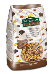 Venosta Chocolate Hazelnut Crunchy Muesli, 1 Kg