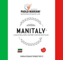 Molino Paolo Mariani Manitaly Italian Flour, 1 Kg