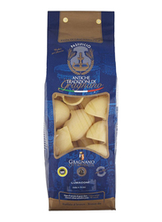 Antiche Tradizioni di Gragnano Durum Wheat Semolina Bronze Die Lumaconi Pasta, 500g