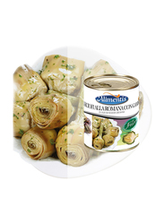Alimentis Romana Style Heart of Arthichokes with Stalk in Sunflower Oil, 2400g