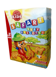Dr. Kids Safari Alphabet Baby Biscuits, from 12 Months, 180g