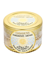 Casanova White Balsamic Pearls Flavoured Pomegranate Vinegar, 50g