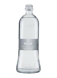 Lurisia Sparkling Natural Spring Fine Water, 12 Glass Bottles x 750ml
