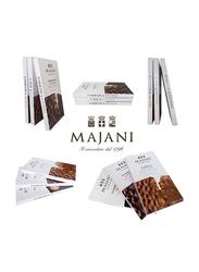 Majani 1796 Milk Chocolate Bar with Whole Hazelnuts, 250g