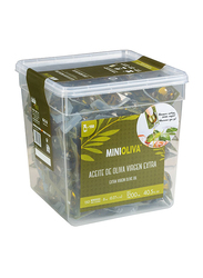Mini Oliva Spanish Extra Virgin Olive Oil, 150 Monodoses x 8ml