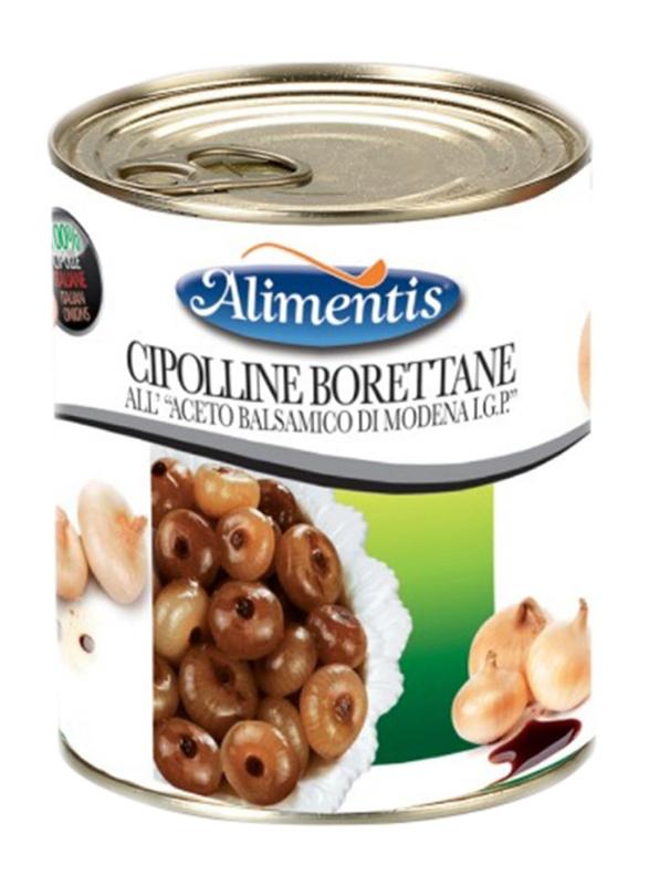 Alimentis Boretto Onions in Modena Balsamic Vinegar, 800g