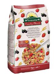 Venosta Berry Crunchy Muesli, 1 Kg