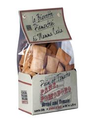 Casa Vecchio Mulino Biovette Piemontesi Italian Mini Flat Bread with Tomato, 150g