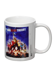 The Big Bang Theory Ceramic Coffee Mug, 315ml