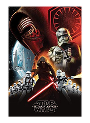 Star Wars Episode VII The First Order Movie Poster, 60.9 cm x 91.4 cm