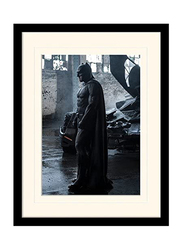 Batman vs Superman Movie Poster, Framed, 36 cm x 46 cm