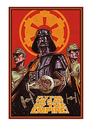 Star Wars Fly for Glory Movie Poster, 60 cm x 90 cm