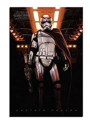 Star Wars Captain Phasma Movie Poster, 61 cm x 91.5 cm