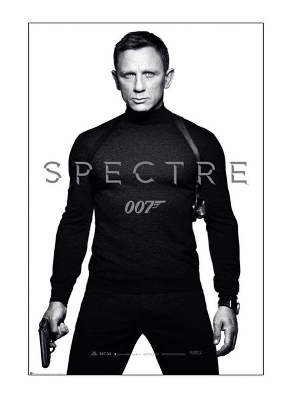 James Bond Spectre Movie Poster, 60 cm x 90 cm