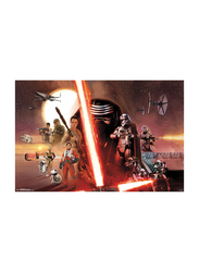 Star Wars Episode VII Movie Poster, 86 cm x 55 cm