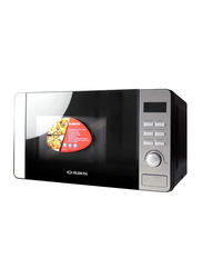Elekta 20L Digital Microwave Oven, 700W, EMO-223, Black/Silver