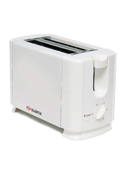 Elekta 2 Slice Toaster, 700W, ET-256MKI, White